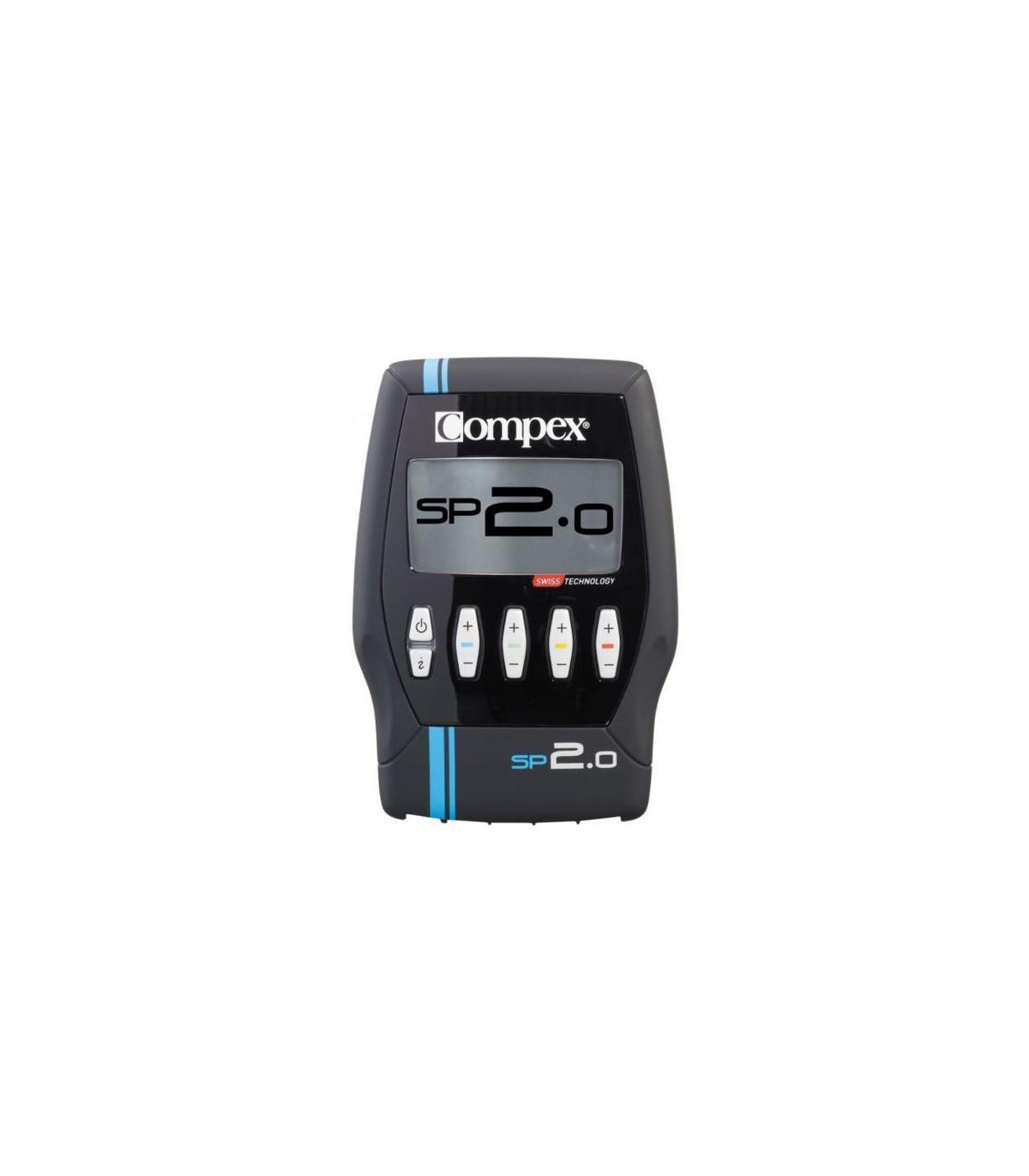Compex SP 2.0 · Producto Compex · Electroestimuladores · Kukimbia Shop - Tienda Online Deportiva