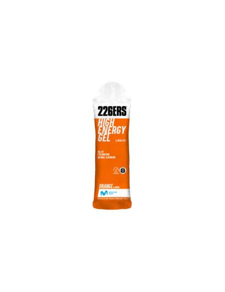 High Energy Gel · Producto 226ERS · Suplementación · Kukimbia Shop - Tienda Online Deportiva