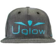 UglowGorra Visera Plana · Producto Uglow · Gorras · Kukimbia Shop - Tienda Online Trail & Running