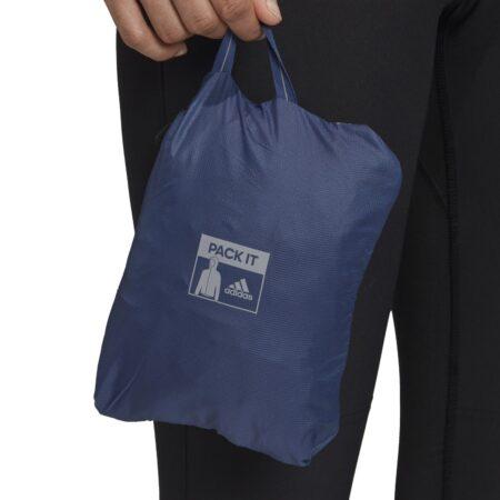 Adidas Terrex Agravic Alpha Hooded · Producto Adidas · Cortavientos · Kukimbia Shop - Tienda Online Trail & Running