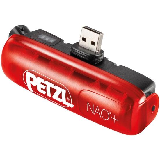 Petzl Accu Nao + · Producto Petzl · Batería Frontal · Iluminación · Kukimbia Shop - Tienda Online Trail, Running, Trekking, Fitness y Ciclismo