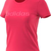 Camiseta Adidas W E Lin Slim · Producto Adidas · Camiseta · Moda Casual · Kukimbia Shop - Tienda Online Trail & Running