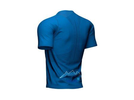 Compressport Trail Zip Mont Blanc · Producto Compressport · Camisetas · Kukimbia Shop - Tienda Online Deportiva