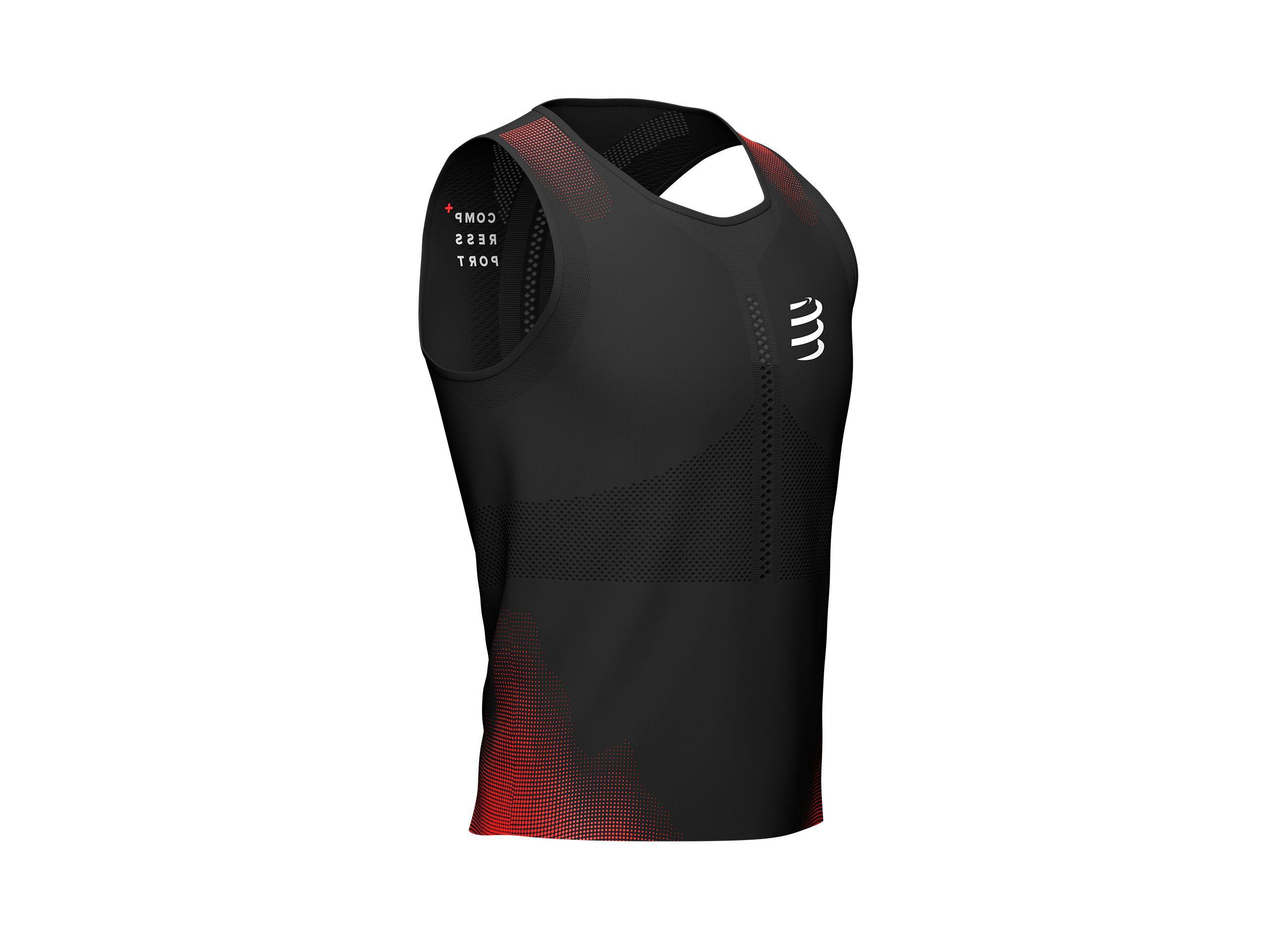 Compressport Racing Singlet · Producto Compressport · Camisetas · Kukimbia Shop - Tienda Online Deportiva