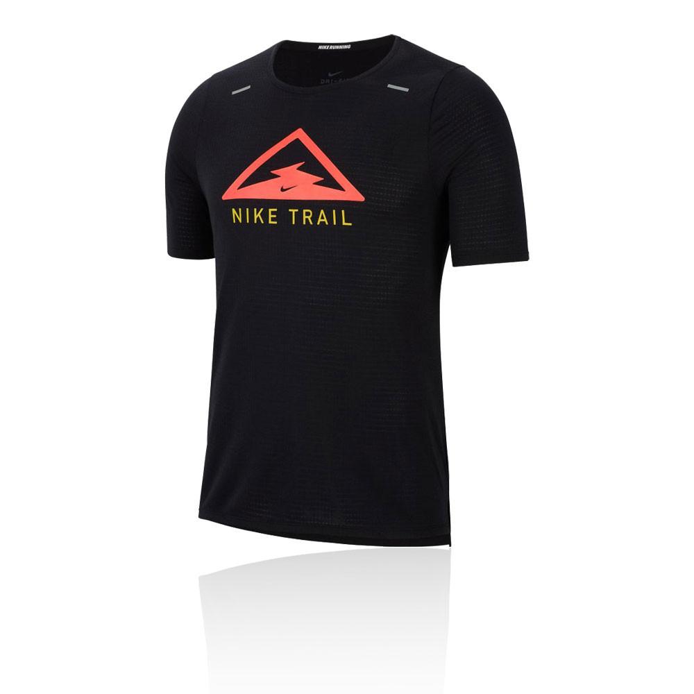 Nike Rise 365 Trail · Producto Nike · Camiseta de Manga Corta · Textil · Kukimbia Shop - Tienda Online Trail & Running
