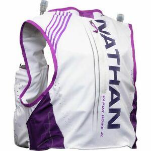 Nathan VaporHowe 4L · Productos Nathan · Chaleco Hidratación Mujer · Kukimbia Shop - Tienda Online Trail & Running