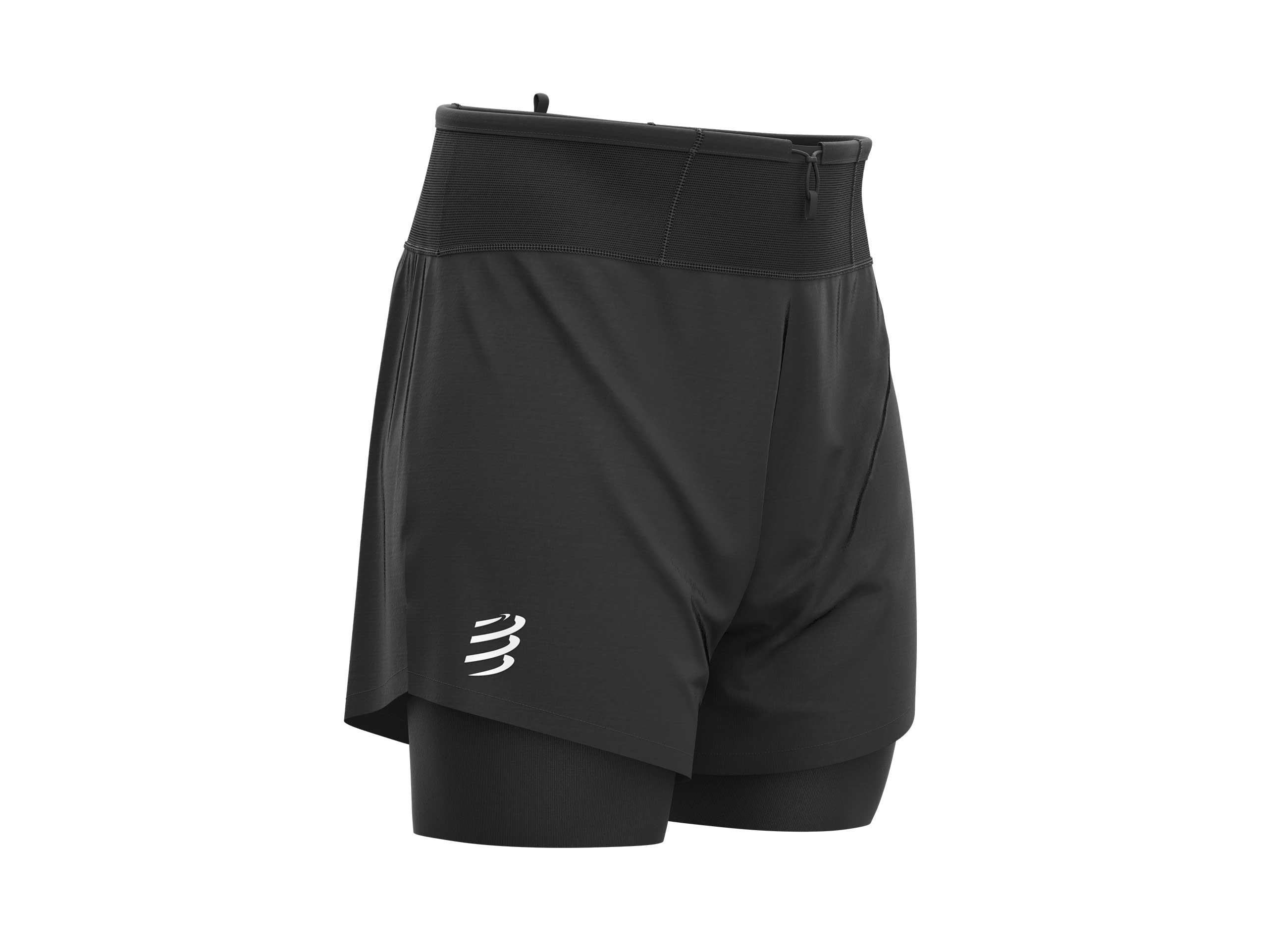 Compressport Trail Short 2en1 · Producto Compressport · Pantalones · Kukimbia Shop - Tienda Online Deportiva