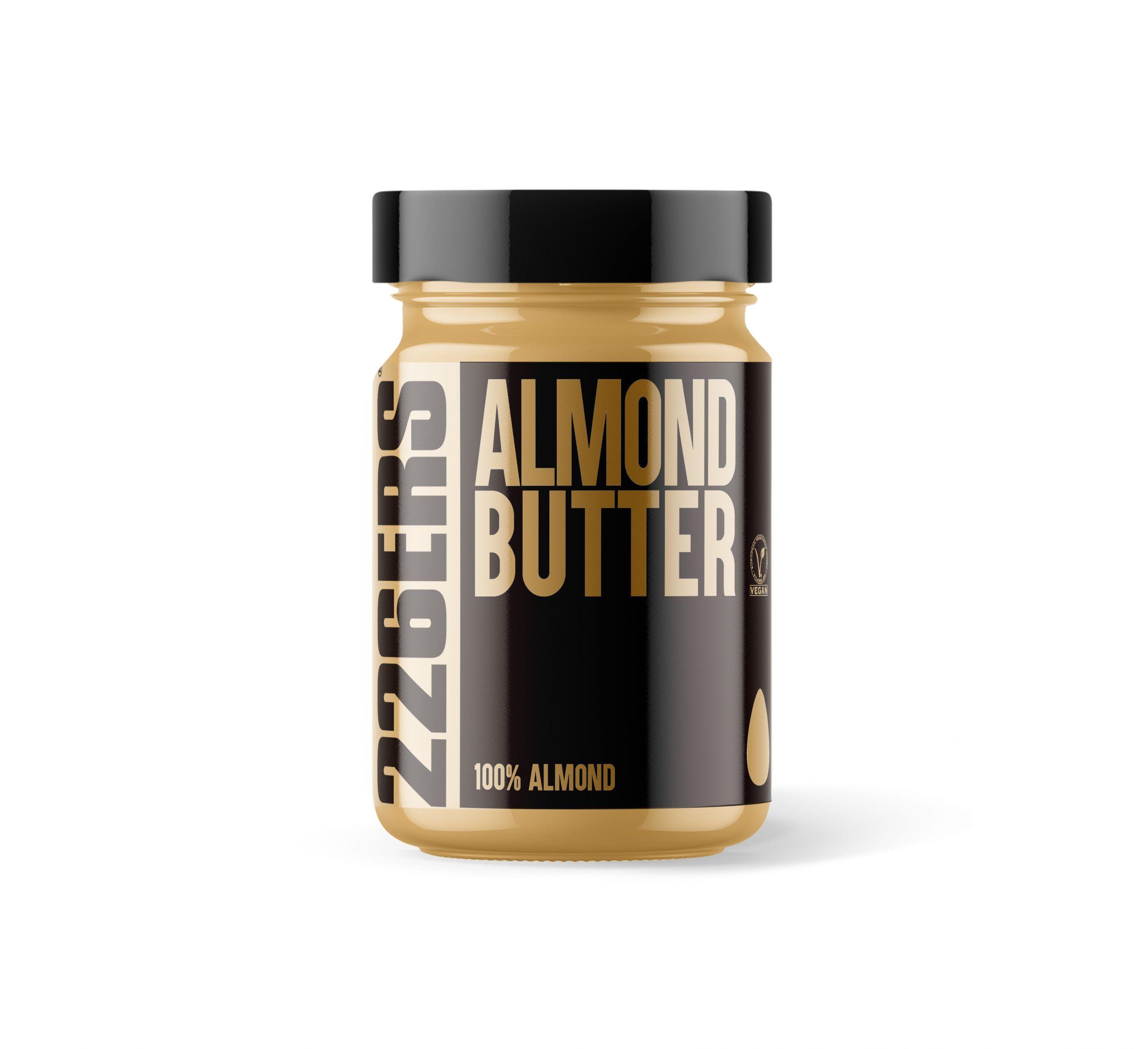 Almond Butter · Producto 226ERS · Crema de Almendras · Nutrición · Kukimbia Shop - Tienda Online Trail & Running