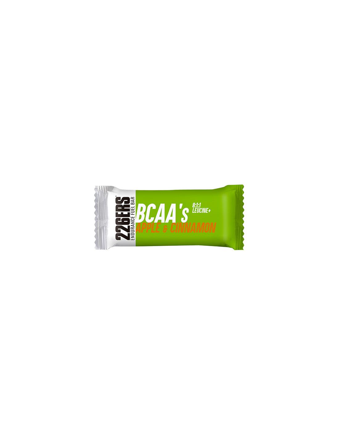 Endurance Fuel Bar BCAAs · Producto 226ERS · Nutrición y Suplementación · Kukimbia Shop - Tienda Online Deportiva