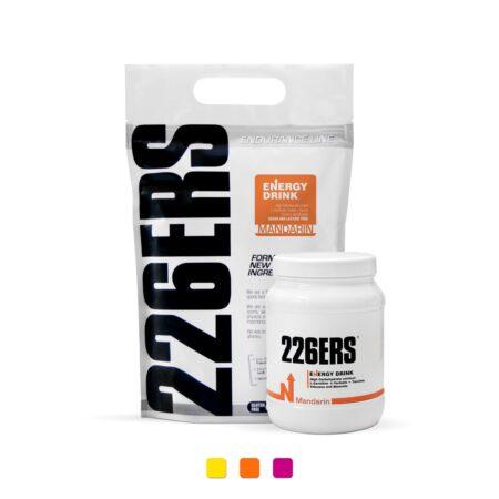 Energy Drink · Producto 226ERS · Suplementación y Nutrición · Kukimbia Shop - Tienda Online Trail & Running