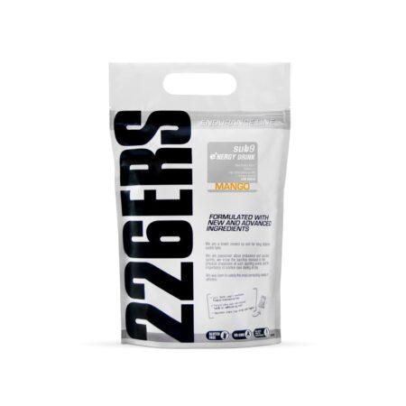 Energy Drink Sub9 · Producto 226ers · Nutricion y Suplementación · Kukimbia Shop - Tienda Online Trail & Running
