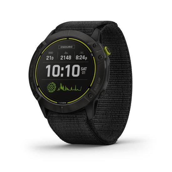 Garmin Enduro Titanio · Producto Garmin · Reloj GPS · Kukimbia Shop - Tienda Online Deportiva
