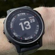 Garmin Fénix 6S Pro · Producto Garmin · Reloj GPS · Electrónica · Kukimbia Shop - Tienda Olne Trail & Running