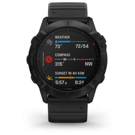 Garmin Fenix 6X Pro · Producto Garmin · Reloj GPS · Kukimbia Shop - Tienda Trail, Running, Trekking, Fitness y Ciclismo