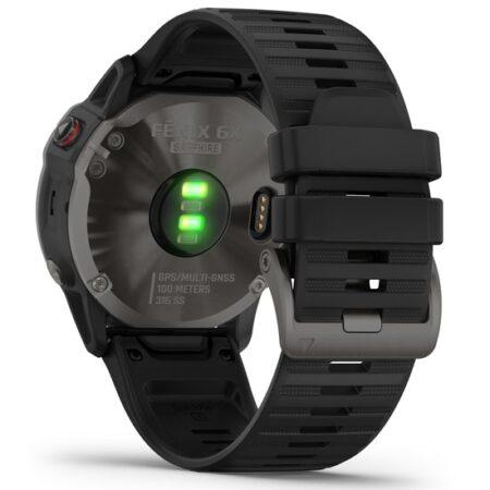 Garmin Fenix 6X Zafiro · Producto Garmin · Reloj GPS · Kukimbia Shop - Tienda Trail, Running, Trekking, Fitness y Ciclismo
