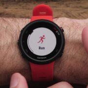 Garmin Forerunner 45 · Producto Garmin · Reloj GPS · Electrónica · Kukimbia Shop - Tienda Olne Trail & Running