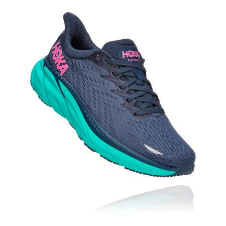 Hoka One One Clifton 8 · Producto Hoka One One · Calzado Running Mujer · Kukimbia Shop - Tienda Online Trail, Running, Trekking, Fitness y Ciclismo