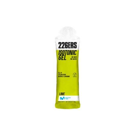 ISOTONIC GEL · Producto 226ERS · Suplementación y Nutri