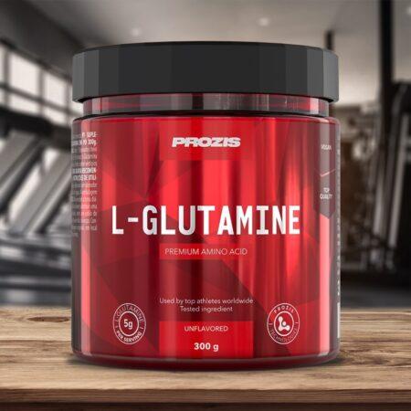L-Glutamina · Producto Prozis · Suplementación y Nutrición · Kukimbia Shop - Tienda Online Trail & Running
