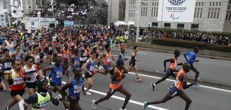Maratón de Tokio · Blog · Entrada · Kukimbia Shop - Tienda Online Trail & Running