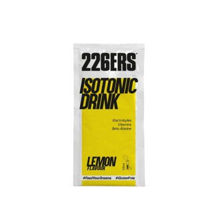 Isotonic Drink Monodosis · Producto 226ERS · Suplementación y Nutrición · Kukimbia Shop - Tienda Online Trail & Running