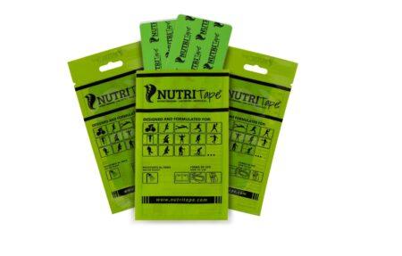 Nutritape parche deportivo · Kukimbia Shop - Tienda Online