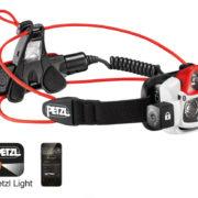 Petzl Nao · Productos Petzl · Linterna Frontal · Kukimbia Shop - Tienda Trail & Running