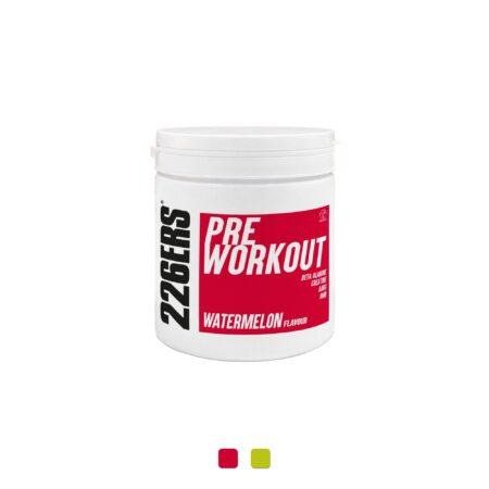 PRE WORKOUT · Producto 226ers · Nutricion y Suplementación · Kukimbia Shop - Tienda Online Deportiva