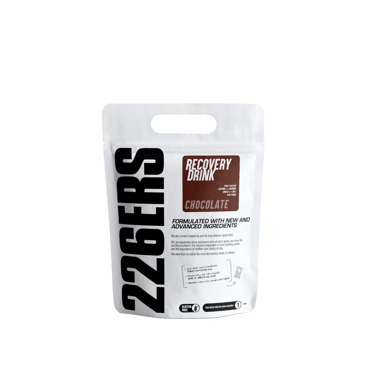 Recovery Drink · Producto 226ers · Nutricion y Suplementación · Kukimbia Shop - Tienda Online Deportiva