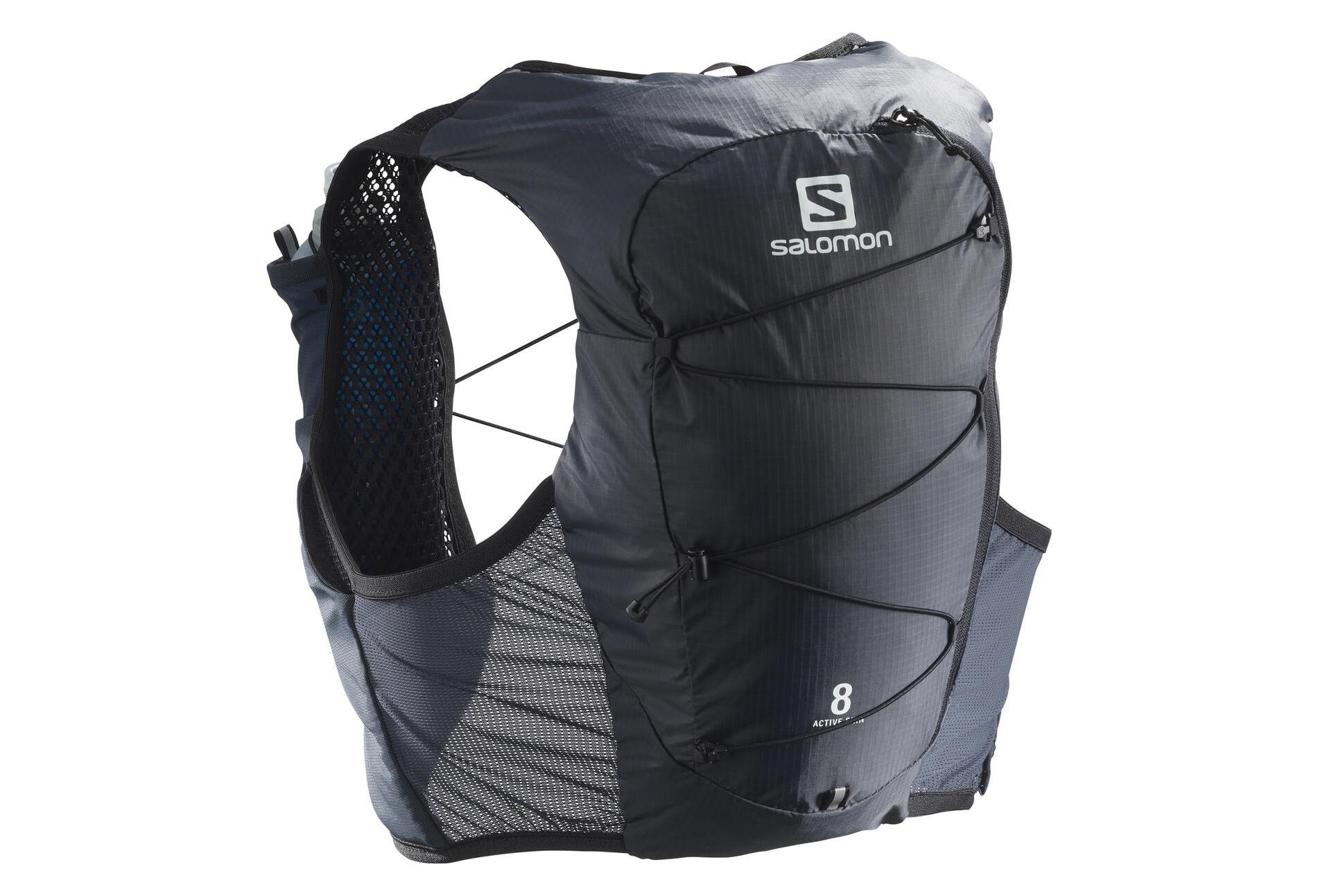 Salomon Active Skin 8 Set · Productos Salomon · Accesorios · Sistemas de Hidratación · Kukimbia Shop - Tienda Online Trail & Running