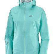 Salomon Lighting WP Jacket · Producto Salomon · Chaqueta Impermeable · Textil · Kukimbia Shop - Tienda Online Trail & Running