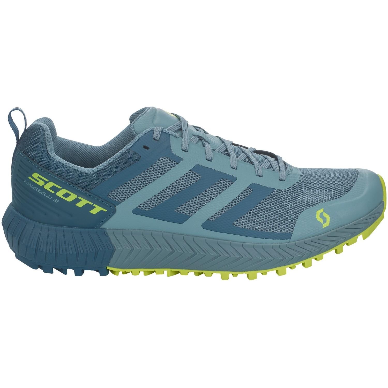 Scott Kinabalu 2 · Producto Scott · Calzado Trailrunning Hombre · Kukimbia Shop - Tienda Online Trail, Running, Trekking, Fitness y Ciclismo