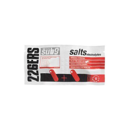 Sub9 Salts Electrolytes · Producto 226ERS · Suplementación y Nutrición · Kukimbia Shop - Tienda Online Trail & Running