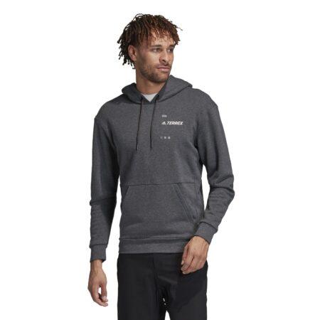 Sudadera Adidas Terrex · Producto Adidas · Ropa Casual · Kukimbia Shop - Tienda Online Trail & Running