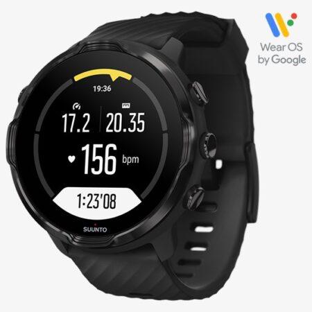 Suunto 7 All Black · Producto Suunto · Reloj GPS · Electrónica · Kukimbia Shop - Tienda Olne Trail & Running