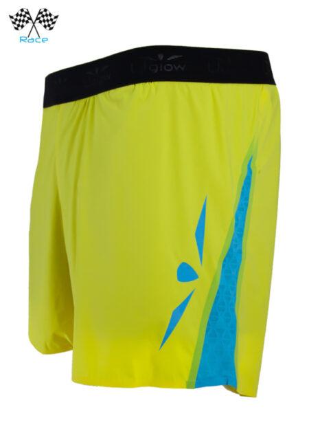 Uglow Race Short 5 · Producto Uglow · Pantalón Corto · Textil Hombre · Kukimbia Shop - Tienda Online Trail & Running