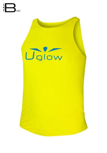 Uglow Top Tank · Producto Uglow · Camiseta de Tirantes · Kukimbia Shop - Tienda Online Trail & Running