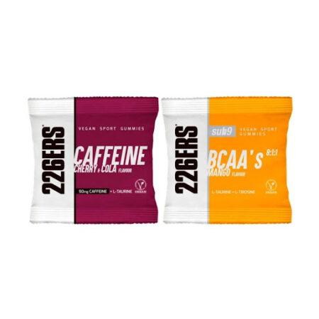 Vegan Sport Gummies · Producto 226ERS · Nutrición y Suplementación · Kukimbia Shop - Tienda Online Deportiva