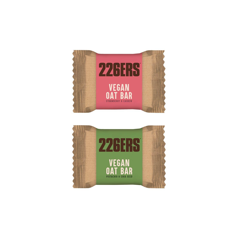 Vegan Oat Bar · Producto 226ers · Suplementación y Nutrición · Kukimbia Shop - Tienda Online Trail, Running, Trekking, Fitness y Ciclismo